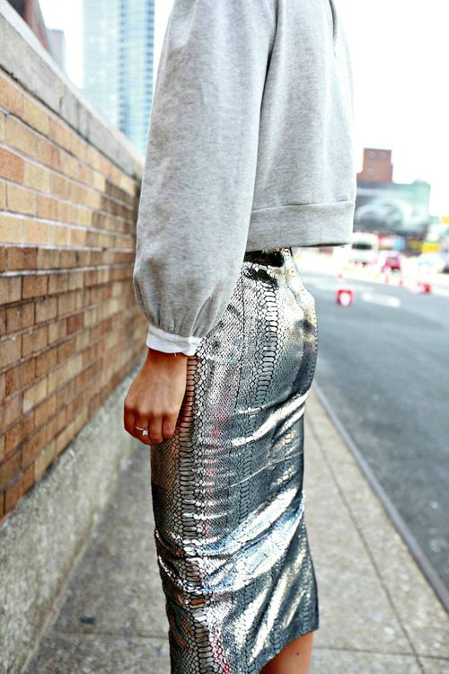 from style with love rock it metallics