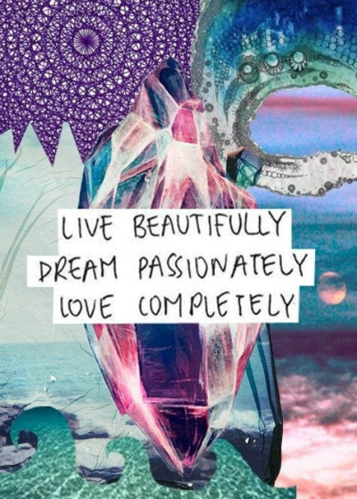 live dream love