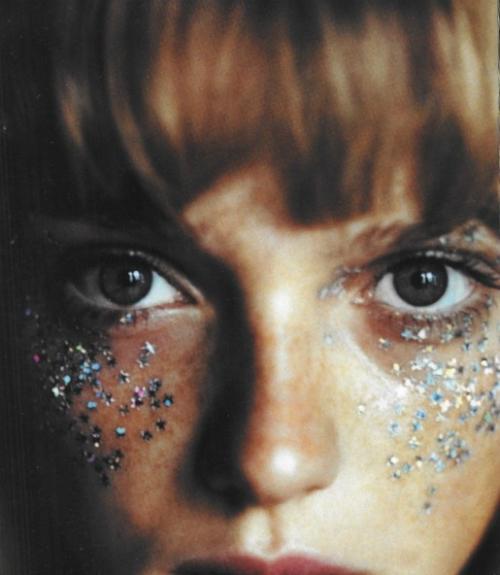 sparkle tears